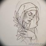 фото Эскизы тату оберегов от 17.02.2018 №029 - Sketches of tattoo amulets - tatufoto.com