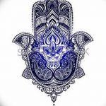 фото Эскизы тату оберегов от 17.02.2018 №031 - Sketches of tattoo amulets - tatufoto.com