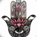 фото Эскизы тату оберегов от 17.02.2018 №032 - Sketches of tattoo amulets - tatufoto.com