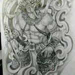 фото Эскизы тату оберегов от 17.02.2018 №033 - Sketches of tattoo amulets - tatufoto.com