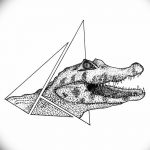фото Эскизы тату оберегов от 17.02.2018 №036 - Sketches of tattoo amulets - tatufoto.com