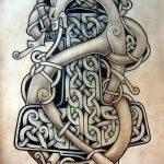 фото Эскизы тату оберегов от 17.02.2018 №040 - Sketches of tattoo amulets - tatufoto.com