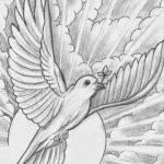 фото Эскизы тату оберегов от 17.02.2018 №041 - Sketches of tattoo amulets - tatufoto.com
