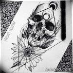 фото Эскизы тату оберегов от 17.02.2018 №043 - Sketches of tattoo amulets - tatufoto.com