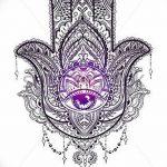 фото Эскизы тату оберегов от 17.02.2018 №049 - Sketches of tattoo amulets - tatufoto.com