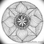 фото Эскизы тату оберегов от 17.02.2018 №052 - Sketches of tattoo amulets - tatufoto.com