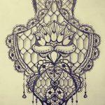фото Эскизы тату оберегов от 17.02.2018 №056 - Sketches of tattoo amulets - tatufoto.com