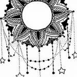 фото Эскизы тату оберегов от 17.02.2018 №057 - Sketches of tattoo amulets - tatufoto.com