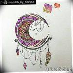 фото Эскизы тату оберегов от 17.02.2018 №059 - Sketches of tattoo amulets - tatufoto.com