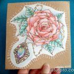 фото Эскизы тату оберегов от 17.02.2018 №069 - Sketches of tattoo amulets - tatufoto.com