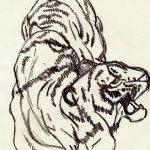 фото Эскизы тату оберегов от 17.02.2018 №073 - Sketches of tattoo amulets - tatufoto.com