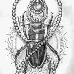 фото Эскизы тату оберегов от 17.02.2018 №074 - Sketches of tattoo amulets - tatufoto.com