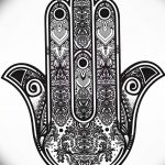 фото Эскизы тату оберегов от 17.02.2018 №075 - Sketches of tattoo amulets - tatufoto.com