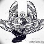 фото Эскизы тату оберегов от 17.02.2018 №082 - Sketches of tattoo amulets - tatufoto.com