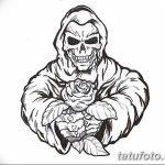 фото Эскизы тату оберегов от 17.02.2018 №083 - Sketches of tattoo amulets - tatufoto.com