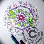 фото Эскизы тату оберегов от 17.02.2018 №084 - Sketches of tattoo amulets - tatufoto.com