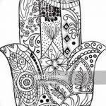 фото Эскизы тату оберегов от 17.02.2018 №093 - Sketches of tattoo amulets - tatufoto.com