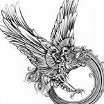 фото Эскизы тату оберегов от 17.02.2018 №096 - Sketches of tattoo amulets - tatufoto.com