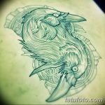 фото Эскизы тату оберегов от 17.02.2018 №100 - Sketches of tattoo amulets - tatufoto.com