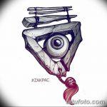 фото Эскизы тату оберегов от 17.02.2018 №103 - Sketches of tattoo amulets - tatufoto.com