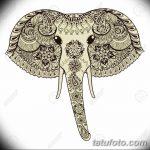 фото Эскизы тату оберегов от 17.02.2018 №113 - Sketches of tattoo amulets - tatufoto.com 3463453467