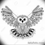 фото Эскизы тату оберегов от 17.02.2018 №115 - Sketches of tattoo amulets - tatufoto.com
