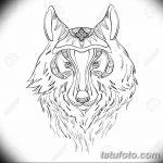 фото Эскизы тату оберегов от 17.02.2018 №155 - Sketches of tattoo amulets - tatufoto.com 34634536
