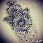 фото Эскизы тату оберегов от 17.02.2018 №147 - Sketches of tattoo amulets - tatufoto.com