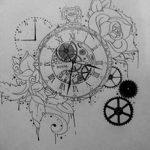фото Эскизы тату оберегов от 17.02.2018 №150 - Sketches of tattoo amulets - tatufoto.com