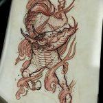 фото Эскизы тату оберегов от 17.02.2018 №151 - Sketches of tattoo amulets - tatufoto.com