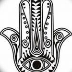 фото Эскизы тату оберегов от 17.02.2018 №152 - Sketches of tattoo amulets - tatufoto.com