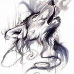 фото Эскизы тату оберегов от 17.02.2018 №155 - Sketches of tattoo amulets - tatufoto.com