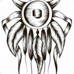 фото Эскизы тату оберегов от 17.02.2018 №156 - Sketches of tattoo amulets - tatufoto.com