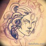фото Эскизы тату оберегов от 17.02.2018 №158 - Sketches of tattoo amulets - tatufoto.com