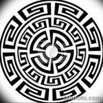фото Эскизы тату оберегов от 17.02.2018 №163 - Sketches of tattoo amulets - tatufoto.com