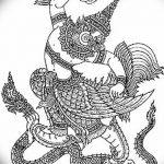фото Эскизы тату оберегов от 17.02.2018 №166 - Sketches of tattoo amulets - tatufoto.com