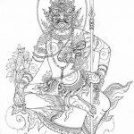фото Эскизы тату оберегов от 17.02.2018 №169 - Sketches of tattoo amulets - tatufoto.com