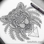 фото Эскизы тату оберегов от 17.02.2018 №171 - Sketches of tattoo amulets - tatufoto.com