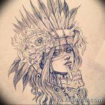фото Эскизы тату оберегов от 17.02.2018 №172 - Sketches of tattoo amulets - tatufoto.com
