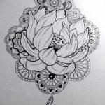 фото Эскизы тату оберегов от 17.02.2018 №181 - Sketches of tattoo amulets - tatufoto.com
