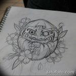 фото Эскизы тату оберегов от 17.02.2018 №182 - Sketches of tattoo amulets - tatufoto.com