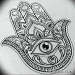 фото Эскизы тату оберегов от 17.02.2018 №183 - Sketches of tattoo amulets - tatufoto.com