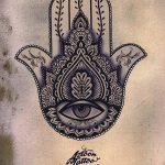фото Эскизы тату оберегов от 17.02.2018 №184 - Sketches of tattoo amulets - tatufoto.com