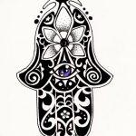 фото Эскизы тату оберегов от 17.02.2018 №186 - Sketches of tattoo amulets - tatufoto.com
