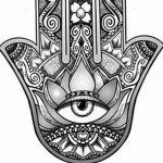 фото Эскизы тату оберегов от 17.02.2018 №191 - Sketches of tattoo amulets - tatufoto.com