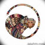 фото Эскизы тату оберегов от 17.02.2018 №196 - Sketches of tattoo amulets - tatufoto.com