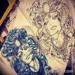 фото Эскизы тату оберегов от 17.02.2018 №199 - Sketches of tattoo amulets - tatufoto.com