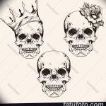 фото Эскизы тату оберегов от 17.02.2018 №203 - Sketches of tattoo amulets - tatufoto.com