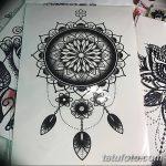 фото Эскизы тату оберегов от 17.02.2018 №206 - Sketches of tattoo amulets - tatufoto.com