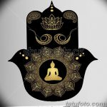фото Эскизы тату оберегов от 17.02.2018 №212 - Sketches of tattoo amulets - tatufoto.com